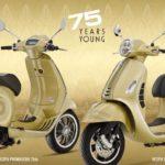 vespa 75 tahun masuk indonesia