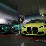 BMW M3 M4 Indonesian Premiere Front with Model