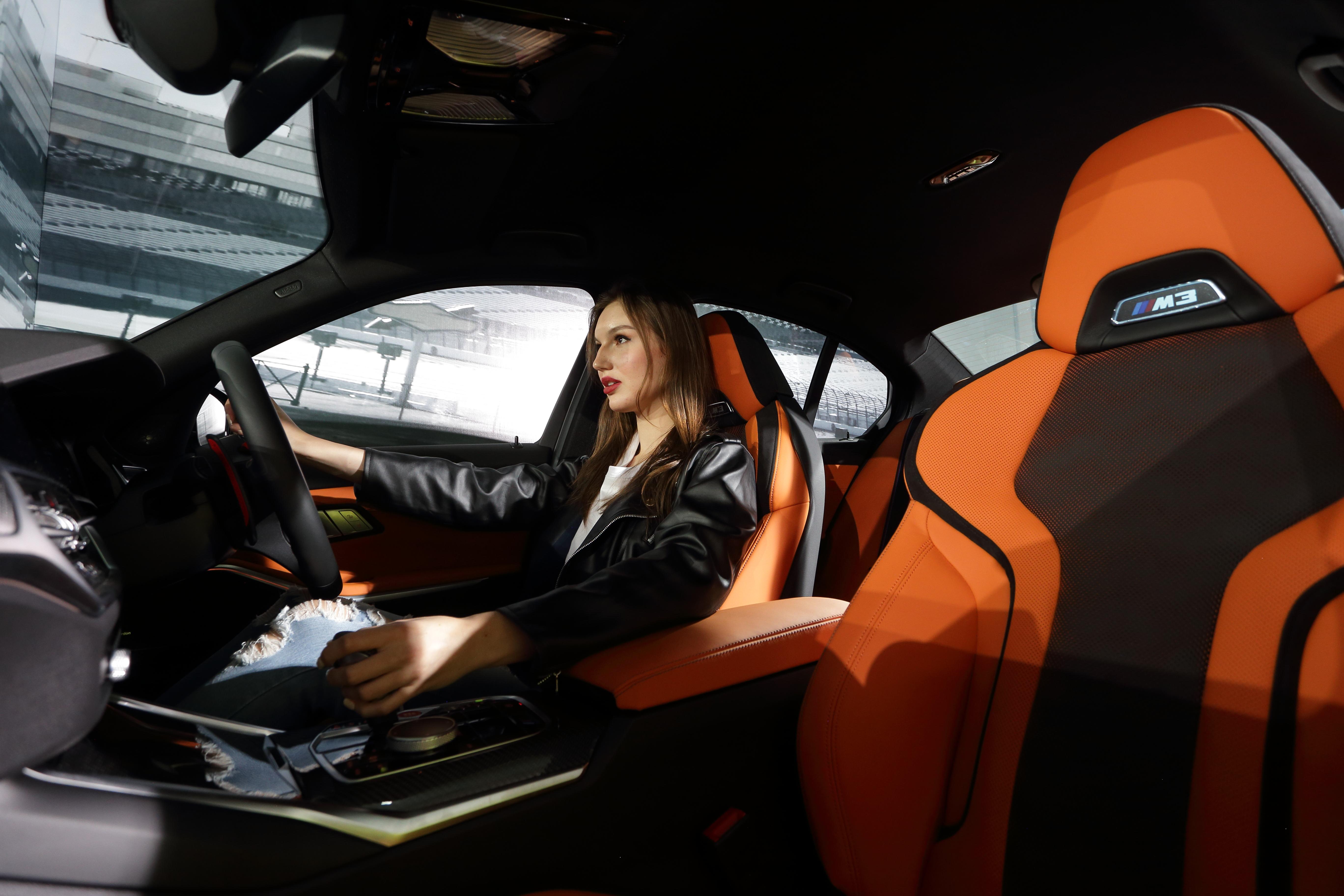 BMW M3 dan M4 Competition