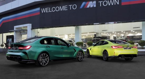 Perbedaan BMW M3 Vs M4 Competition