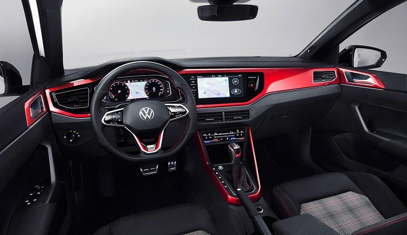 VW Polo GTI 2021 - interior