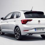 VW Polo GTI 2021 - tampak belakang