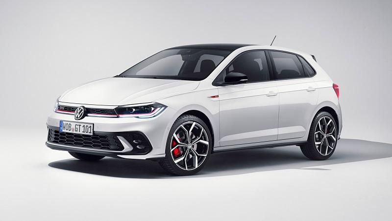 VW Polo GTI 2021 - tampak depan