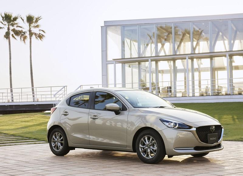 Mazda2 terbaru