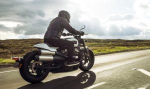kelebihan Harley-Davidson Sportster S