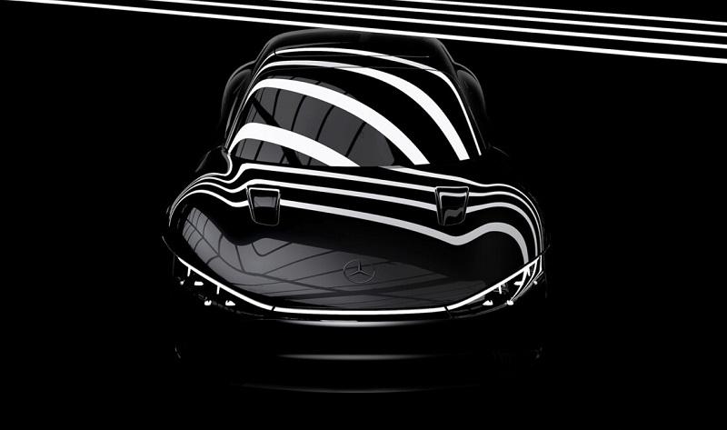 mercedes-benz cuma jual mobil listrik pada 2030 - vision eqxx