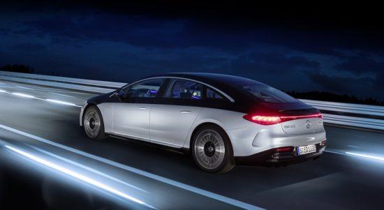 mercedes-benz cuma jual mobil listrik pada 2030
