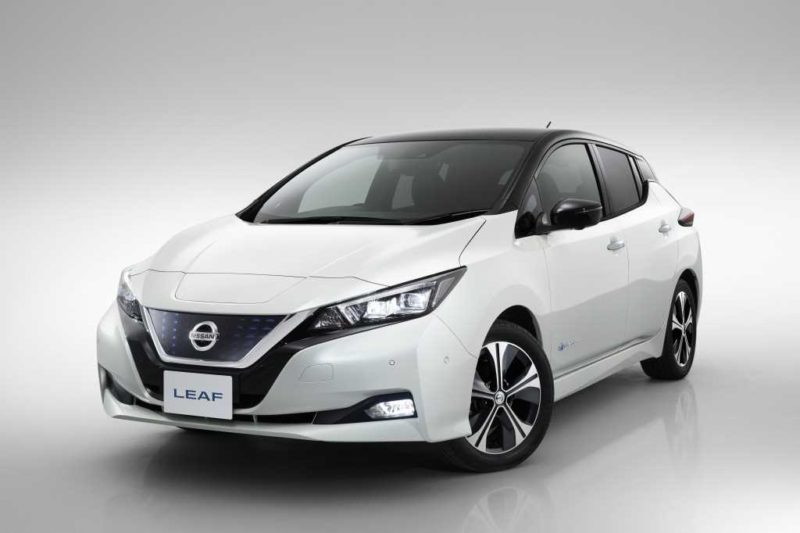 Nissan Leaf e1627302493904