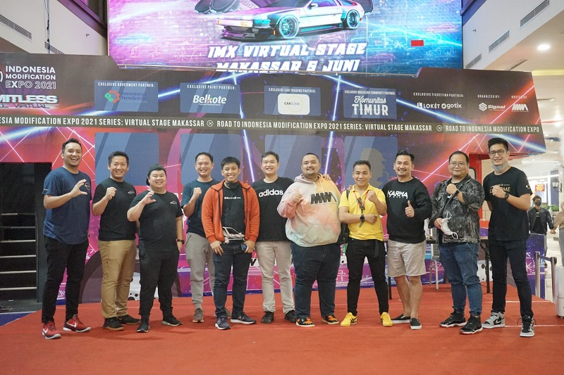 IMX 2021 pekanbaru