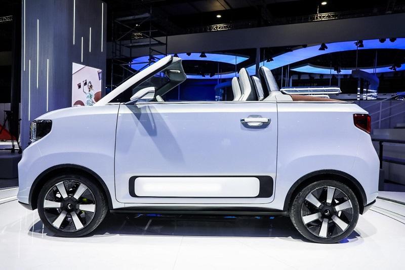 MINI EV Cabrio 2