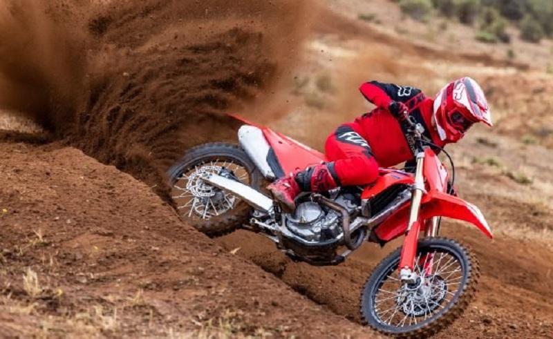all new honda CRF250R 2022