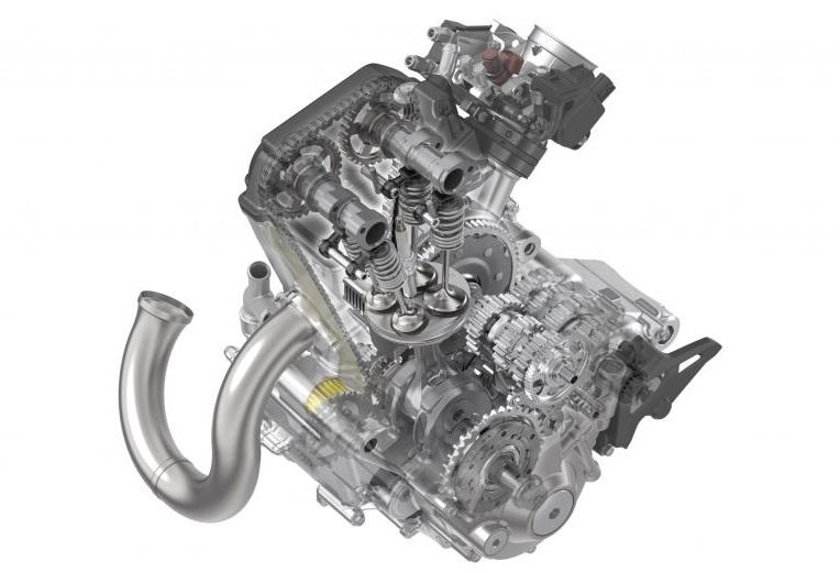 Honda CRF 250R 2021