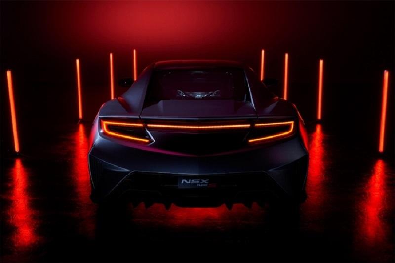 Honda NSX 2022