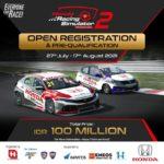Honda Racing Simulator Championship 2