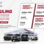 Promo Wuling service hemat