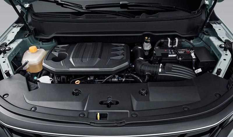 spesifikasi dan harga dfsk glory 580 generasi terbaru - mesin 1.500 cc turbo