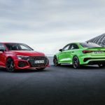 audi rs3 launch edition
