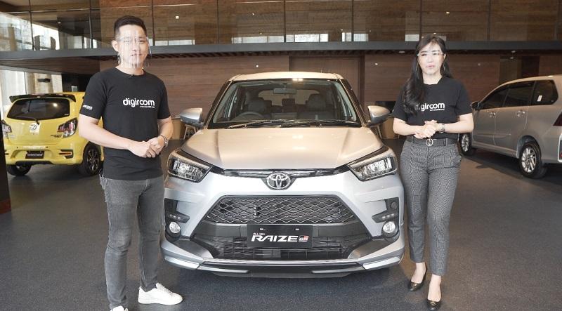 Biaya Servis Berkala Toyota Raize