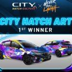 city hatch art