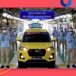 Daihatsu Capai Produksi 7 Juta Unit