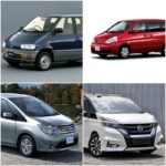 Sejarah Nissan Serena