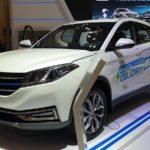 rencana dfsk produksi mobil listrik di indonesia - dfsk glory e3