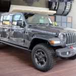 harga jeep gladiator 2021 - eksterior