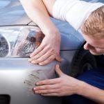 Biaya perbaikan bodi mobil penyok