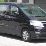 Harga Toyota Alphard Bekas