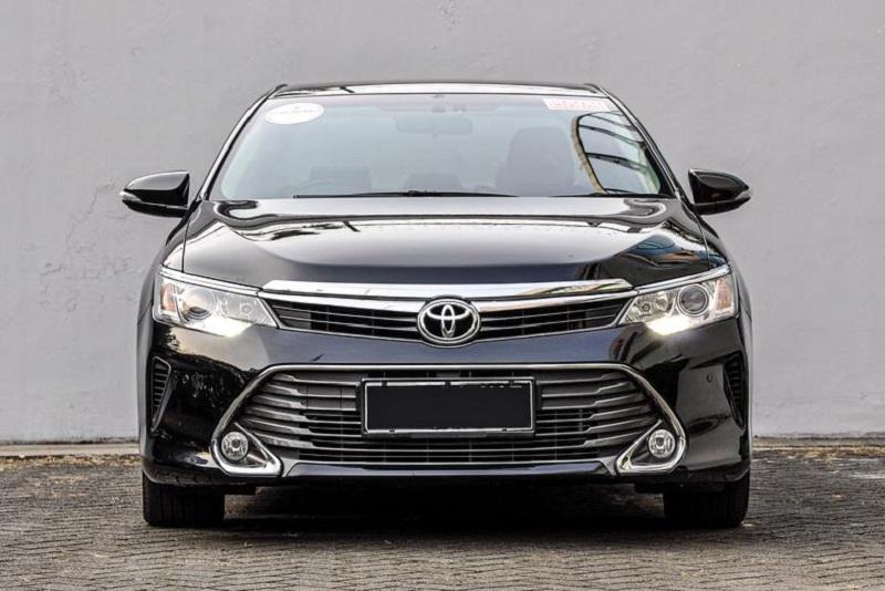 Toyota Camry XV50 Facelift