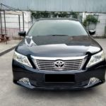 review toyota camry xv50
