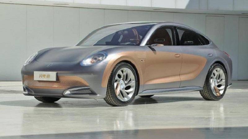 mobil mirip Porsche