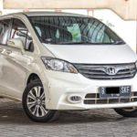 Masalah Honda Freed Bekas