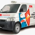 Mobil Vaksin Keliling Siap Maksimalkan Vaksinasi Masyarakat di area Sleman dan sekitarnya 1