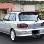 Toyota Starlet kotak vs kapsul