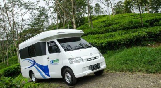Tips Modifikasi Mobil Jadi Campervan
