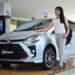 Sejarah Toyota agya