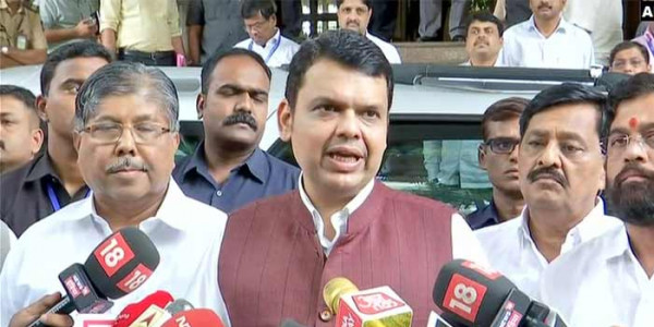 Maratha Quota Demand: Fadnavis Government Assures Lawful Reservation to Community