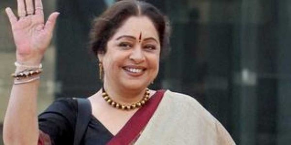 Uncertainty over BJP fielding Kirron Kher from Chandigarh