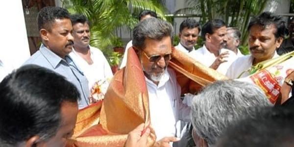 AIADMK announces candidates for Rajya Sabha polls