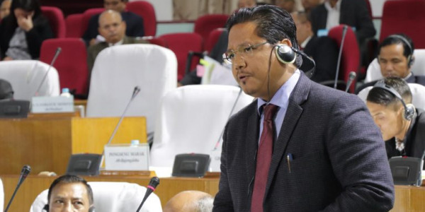 Meghalaya MLA uses abusive language in Assembly