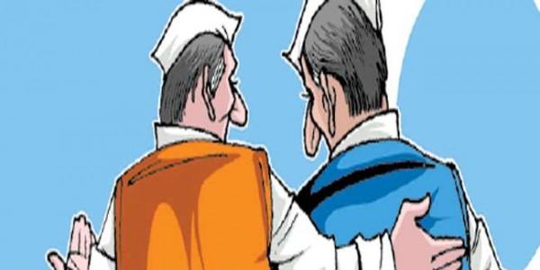 चरम पर मंडी कांग्रेस की कलह, भाजपा से लड़ने की बजाय अपनों से उलझ रहे कांग्रेसी