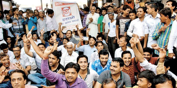 Traders in Gujarat oppose CAIT's letter to Rahul Gandhi