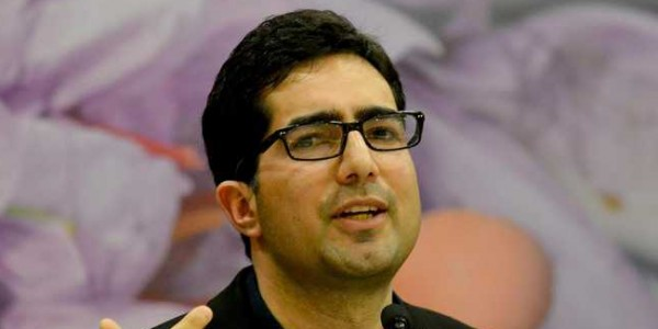 People in Kashmir look forward to window of change, says Faesal