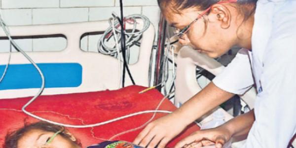 चमकी बुखार से फिर 16 बच्चों की मौत, केंद्रीय मंत्री डॉ हर्षवर्धन आज करेंगे दौरा