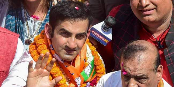 Court reserves order on summoning Gautam Gambhir as accused on AAP leader's complaint