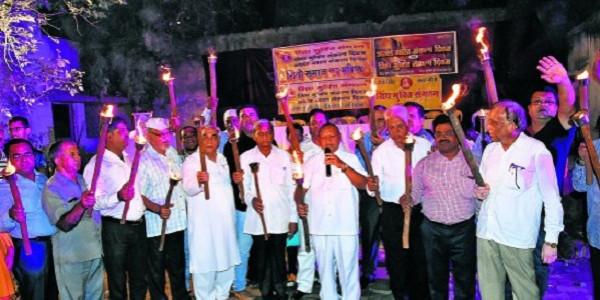 सिंध बिना हिंद अधूरा, सिंध मुक्त हो बनेगा भारत अखंड : विधायक खोपडे़