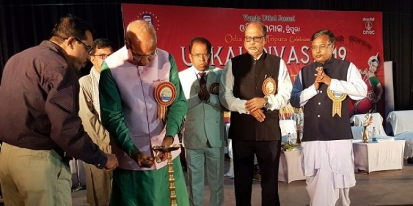'Utkal Divas' celebrated amid pomp and glory in Tripura