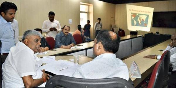 CM will visit villages, says Revanna