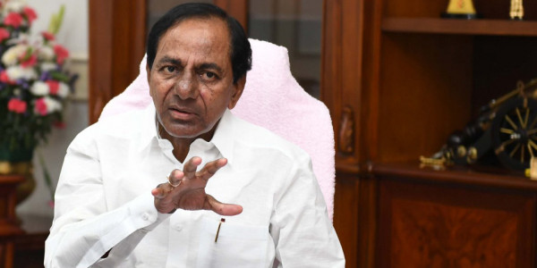 CM criticises Cong for obstructing developmental work